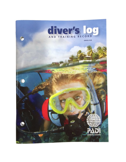 PADI Diver Logbook - Training Logs