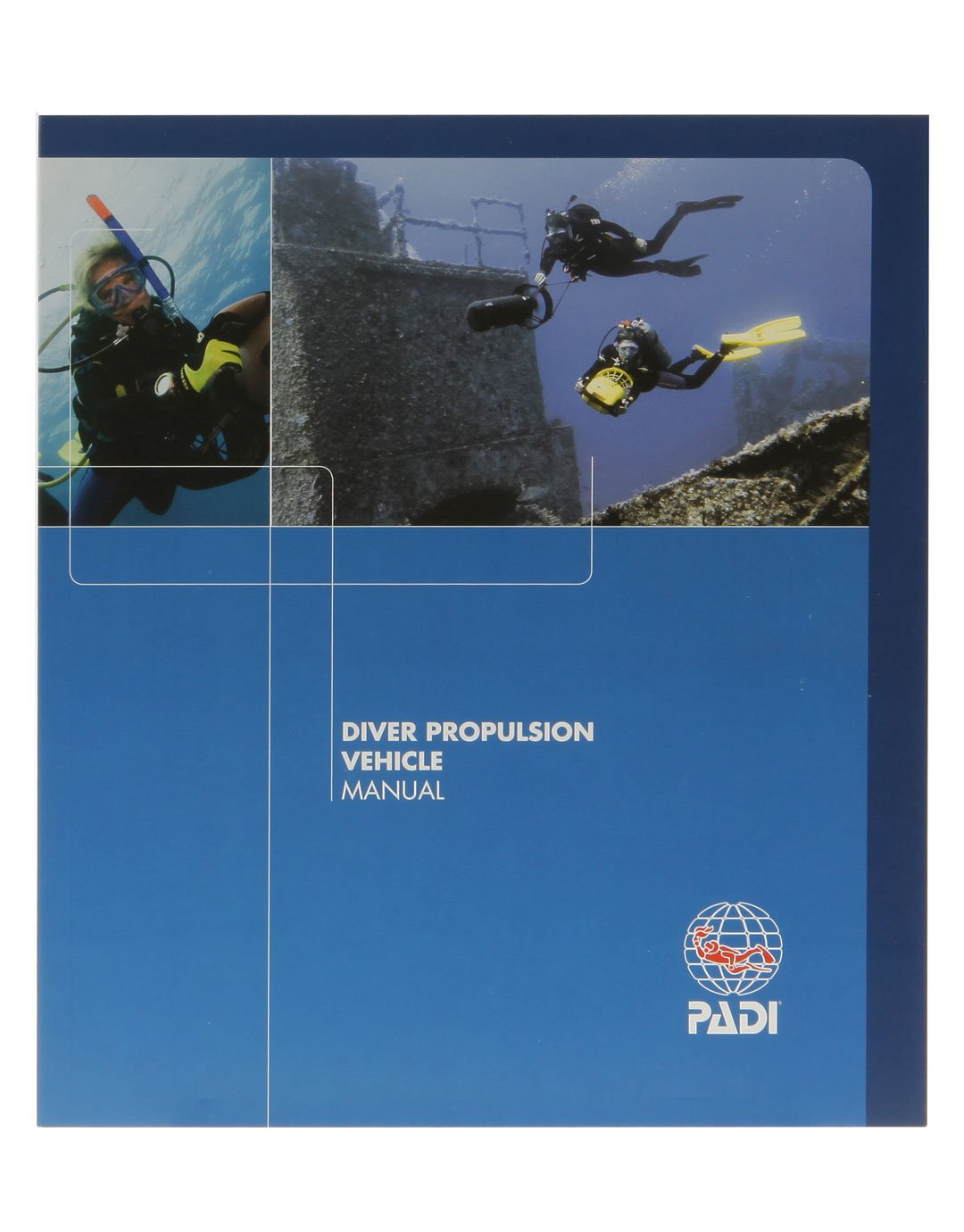 Image of PADI Diver Propulsion Vehicle Manual