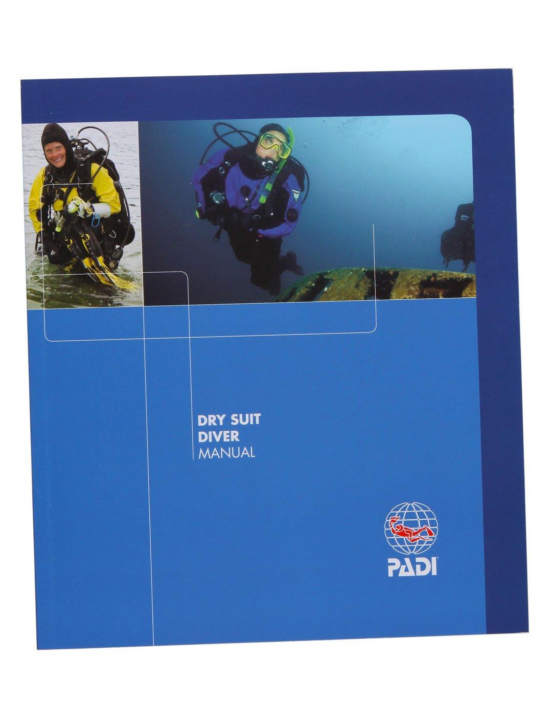 Image of PADI Dry Suit Diver Manual
