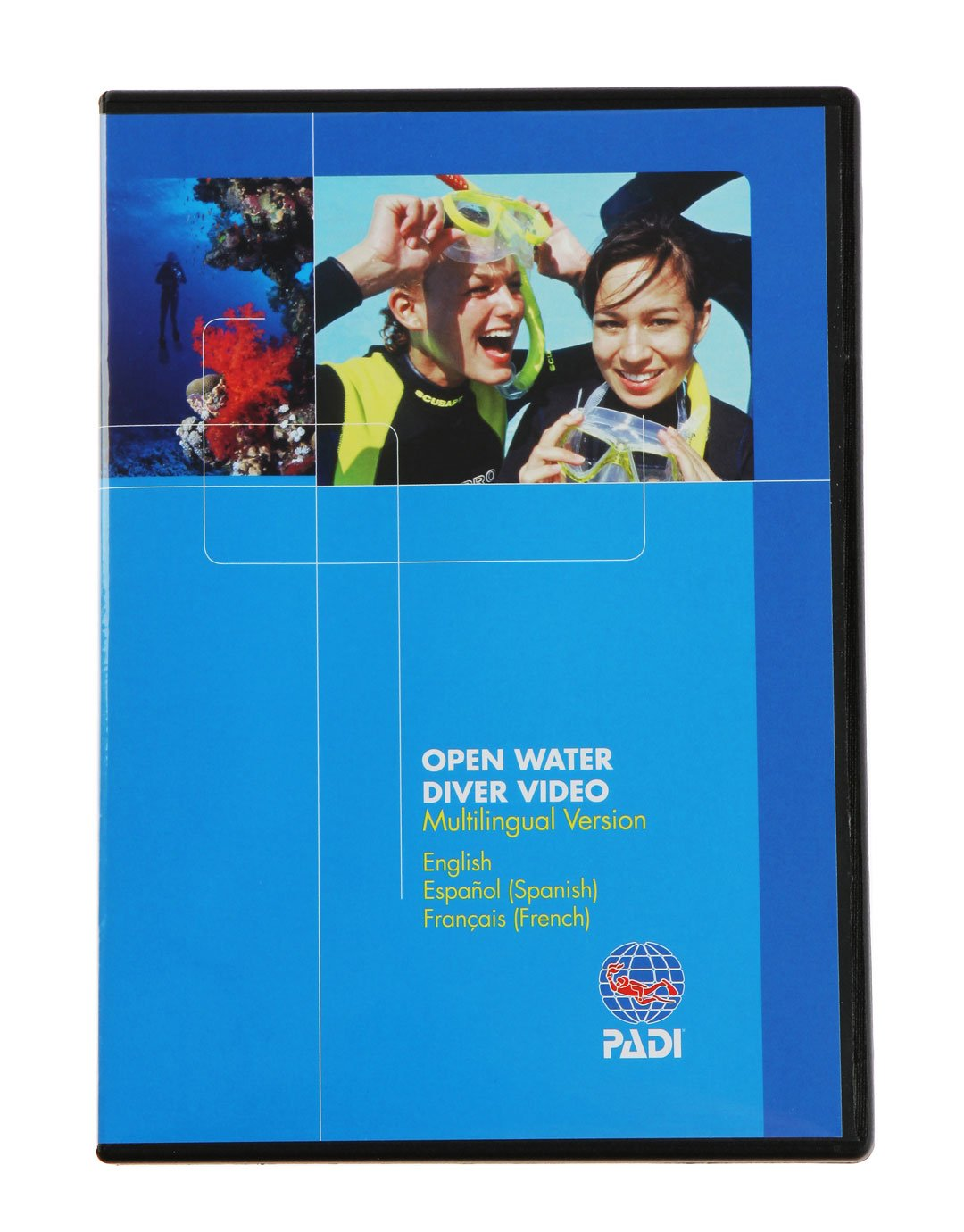 Image of PADI Open Water DVD