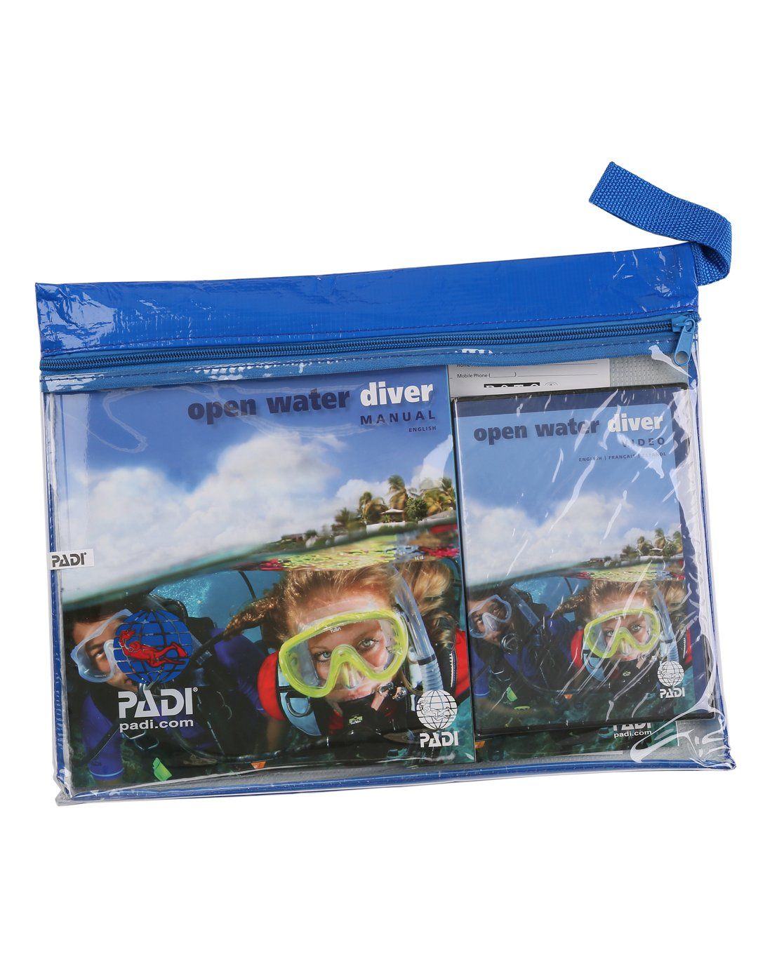 Image of PADI Ultimate Open Water Diver Crewpack
