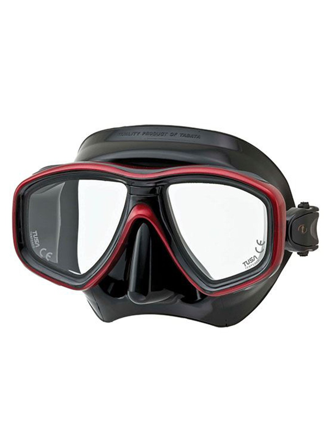 27ed235efb TUSA Geminus Mask - Black   Red ...