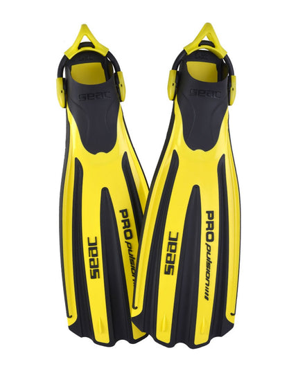 Seac Sub Propulsion S Fins - Yellow