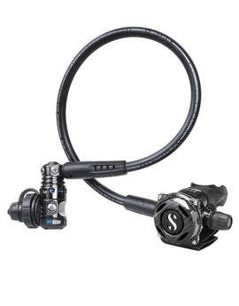 Scubapro Carbon Black Tech Mk25 Evo A700 Regulator