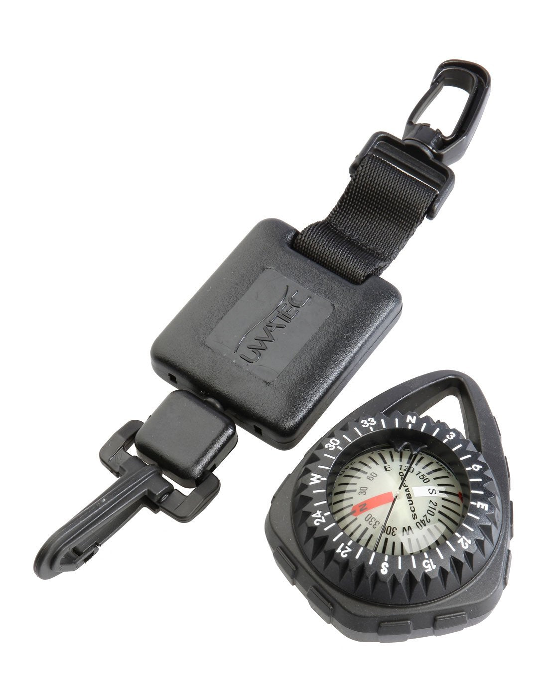 Image of Scubapro FS2 Compass and Retractor