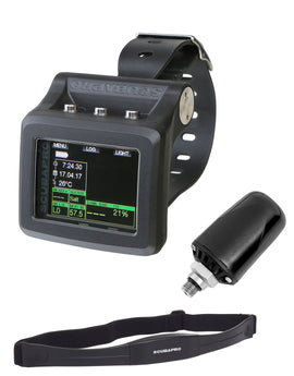Scubapro G2 Dive Computer with Transmitter and HRM
