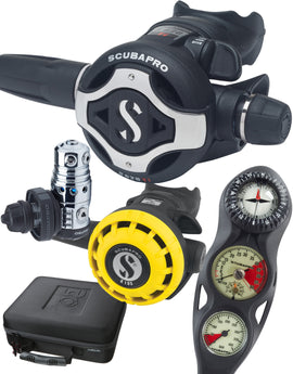 Simply Scuba Scubapro Platinum Regulator Package