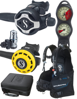 Simply Scuba Scubapro Traveller Platinum Package