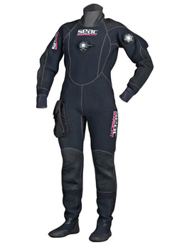 Seac Sub Warmdry Womens Drysuit