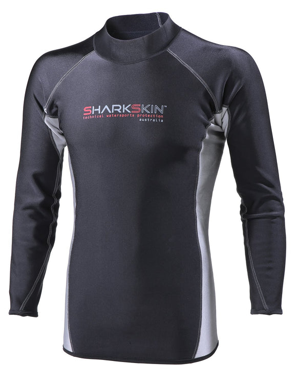 Sharkskin Mens Long Sleeve Top
