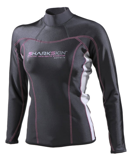 Sharkskin Womens Long Sleeve Top