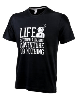 Simply Scuba Adventure Or Nothing Tee