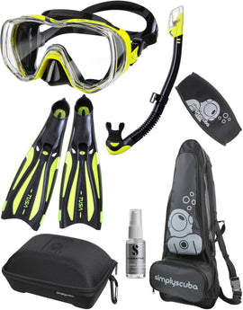 Simply Scuba Simply Scuba Gold Snorkelling Package