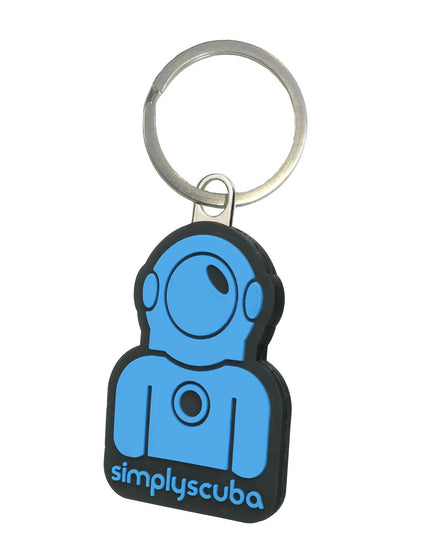Simply Scuba Key Ring