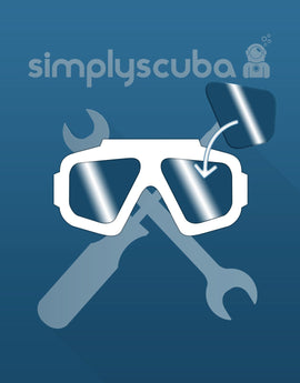 Simply Scuba Prescription Lens Fitting