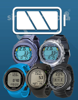 Simply Scuba Suunto Watch Computer Battery Change