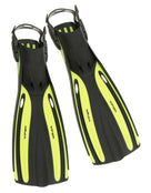 Oceanic Viper Fins - Yellow