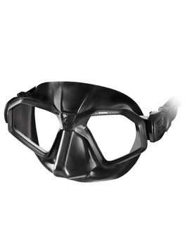 SporaSub Piranha Mask - Black