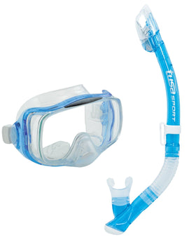 TUSA Imprex 3D Dry Combo - Clear Blue