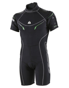 WaterProof Mens W30 2.5mm Shorty Wetsuit