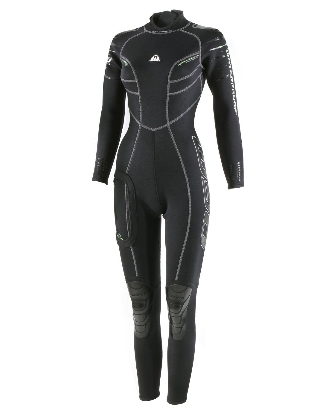 Image of WaterProof Womens W30 2.5mm Wetsuit