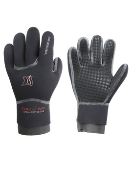XS Scuba Dry Five Gloves