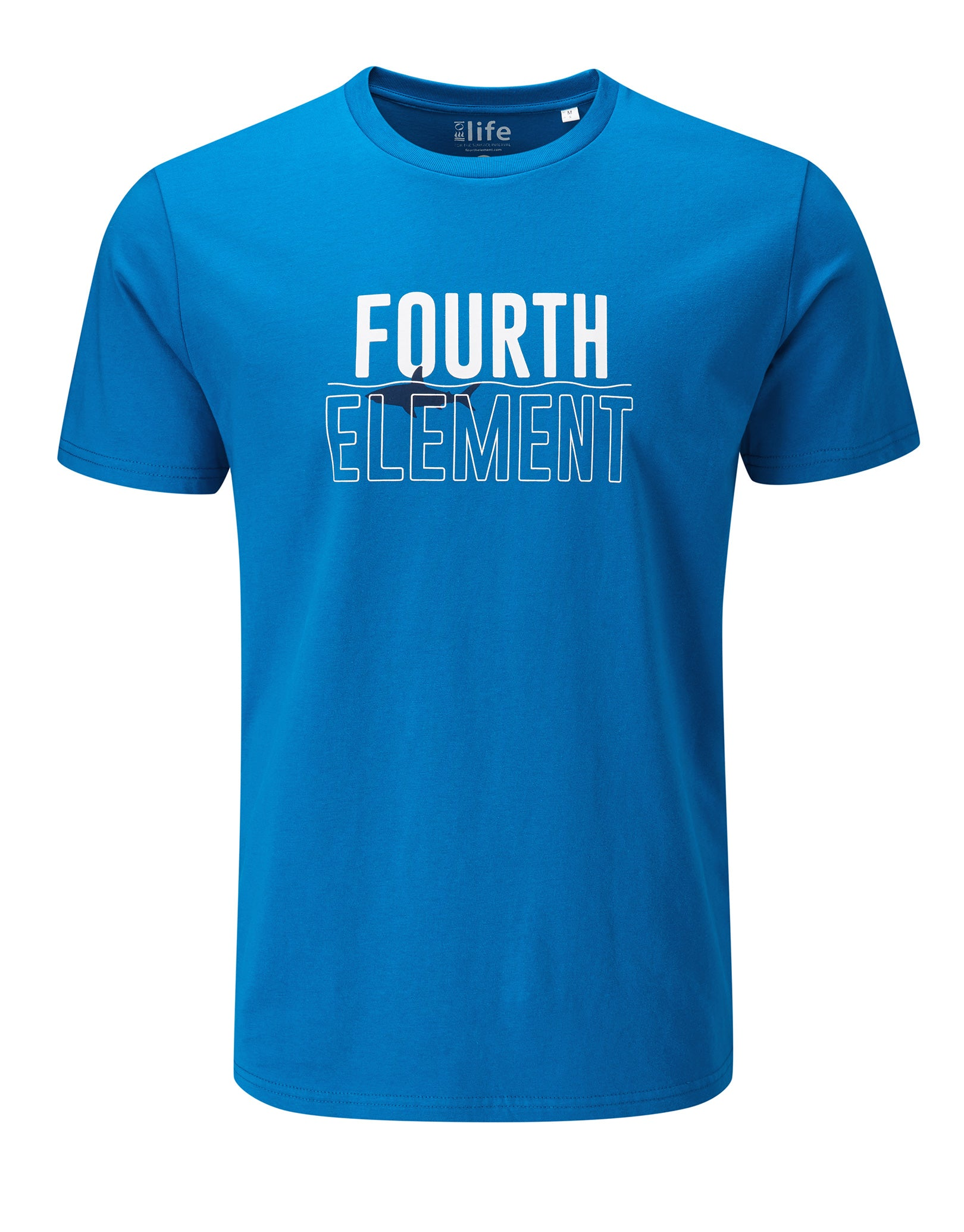 Fourth Element Shark Invested Water Mens Tee