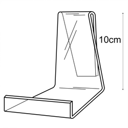Acrylic Easels - 3 Sizes