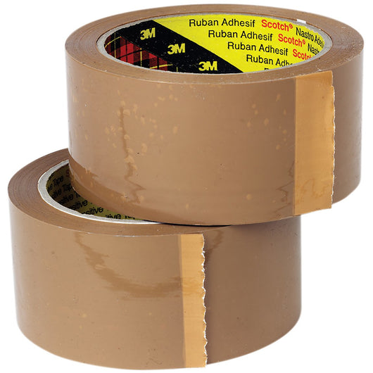 Brown Buff Packing Tape