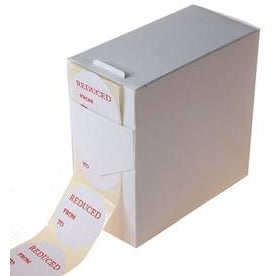 Special Offer Self adhesive labels - 8 Types
