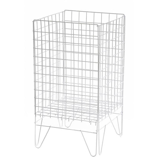 Square Wire Dump Basket