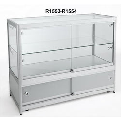 Showcase Counter 2/3 Glass