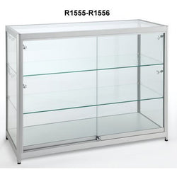 Showcase Counter Full Glass