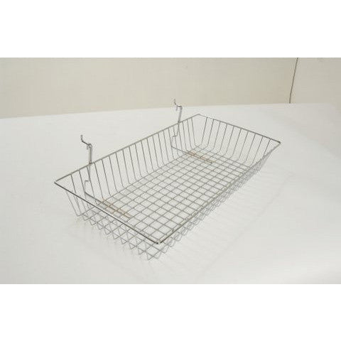 Mesh Basket Chrome - 4 Sizes