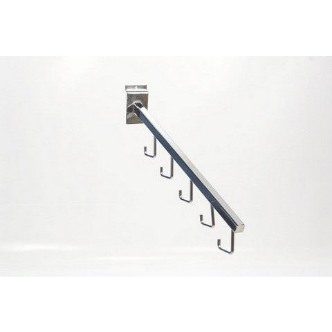 5 Hook arm Slatwall