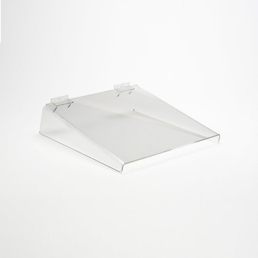 Acrylic Shelf Slatwall - 8 Types