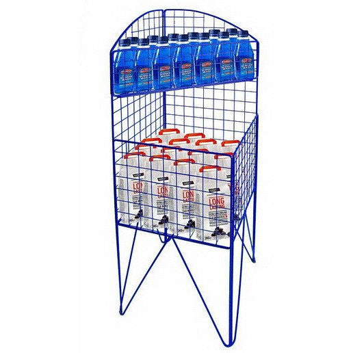 Two-Tier Dump Basket