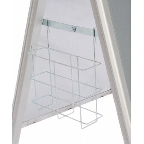 A Board - Leaflet Holder - 2 Sizes