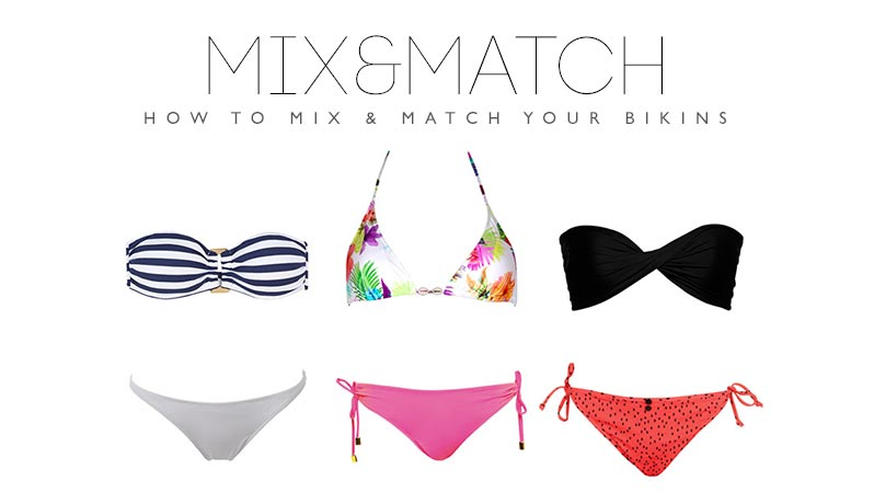 955c8129fed55 Mix & Match Your Bikinis | Simply Beach UK