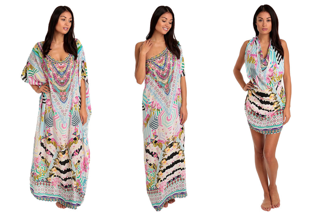 6a746843727 Have you browsed our gorgeous range of Camilla kaftans yet  These bright  and eye-catching new kaftans