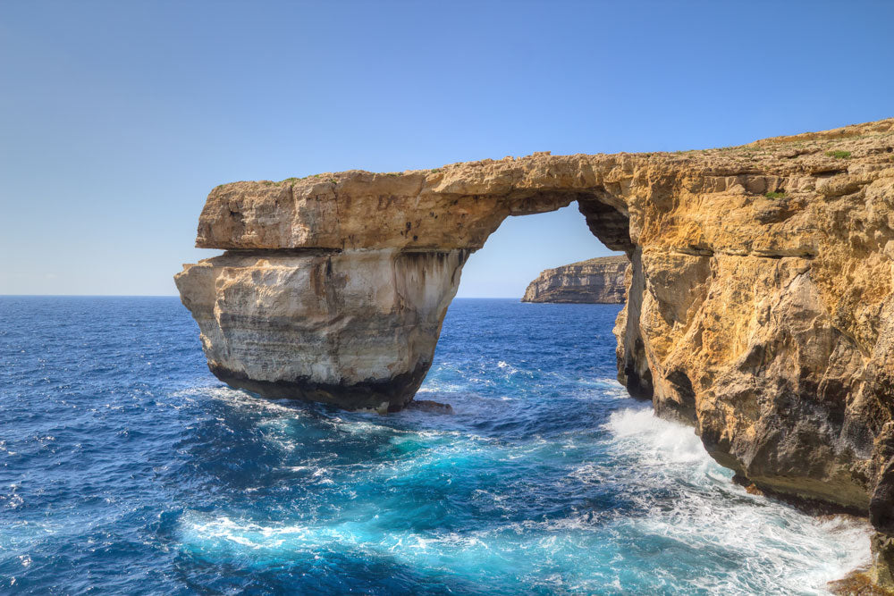 bigstock-Azure-Window-famous-stone-arc-34224788