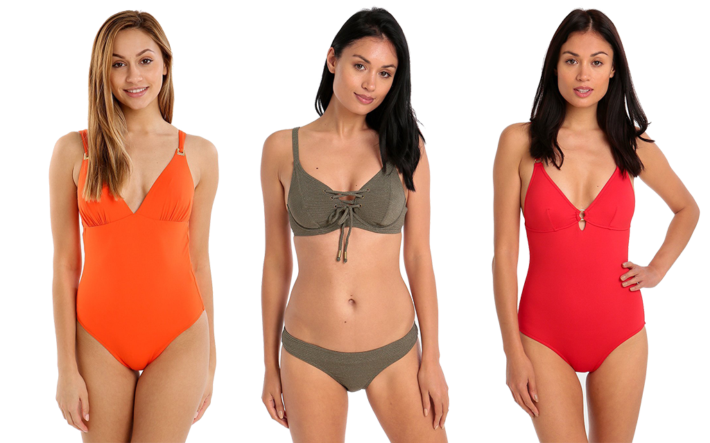 Swimwear Colours to Compliment Dark Skin Tones | Simply Beach UK