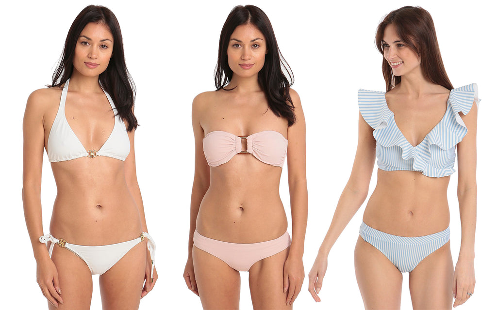 Swimwear Colours To Compliment Fair Skin Tones | Simply Beach UK
