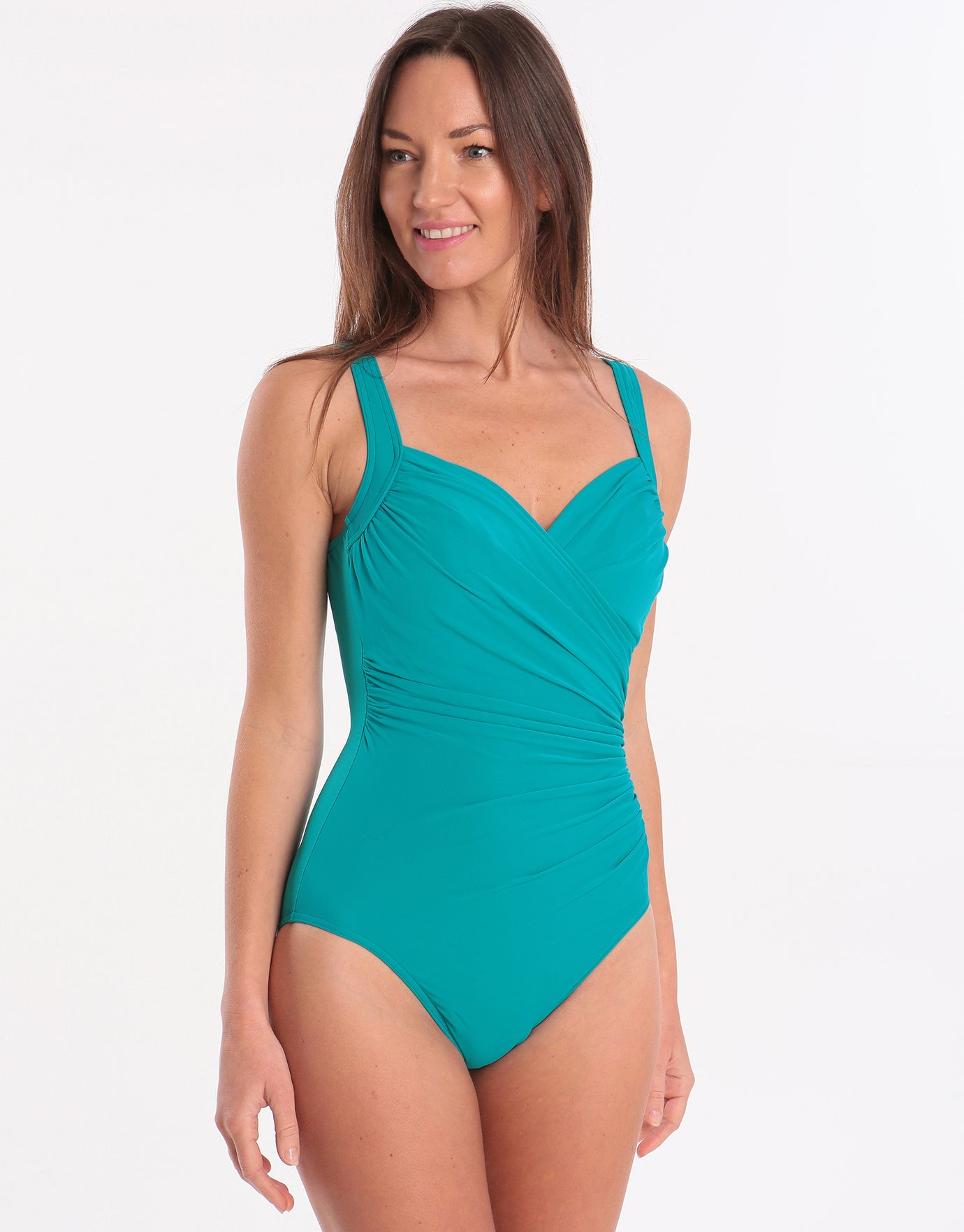 Miraclesuit Must Haves Sanibel Swimsuit - Amalfi