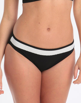 Gottex Profile Formula One Sports Brief - Black White