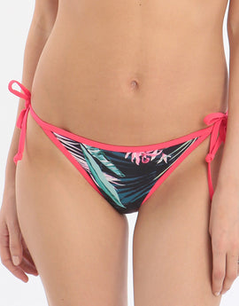 Lingadore Swimwear Adventure Tie Side Brief - Tropic