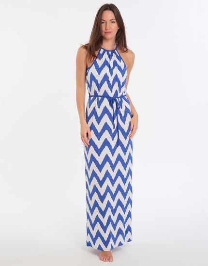 Freya Making Waves Maxi Dress - Cobalt