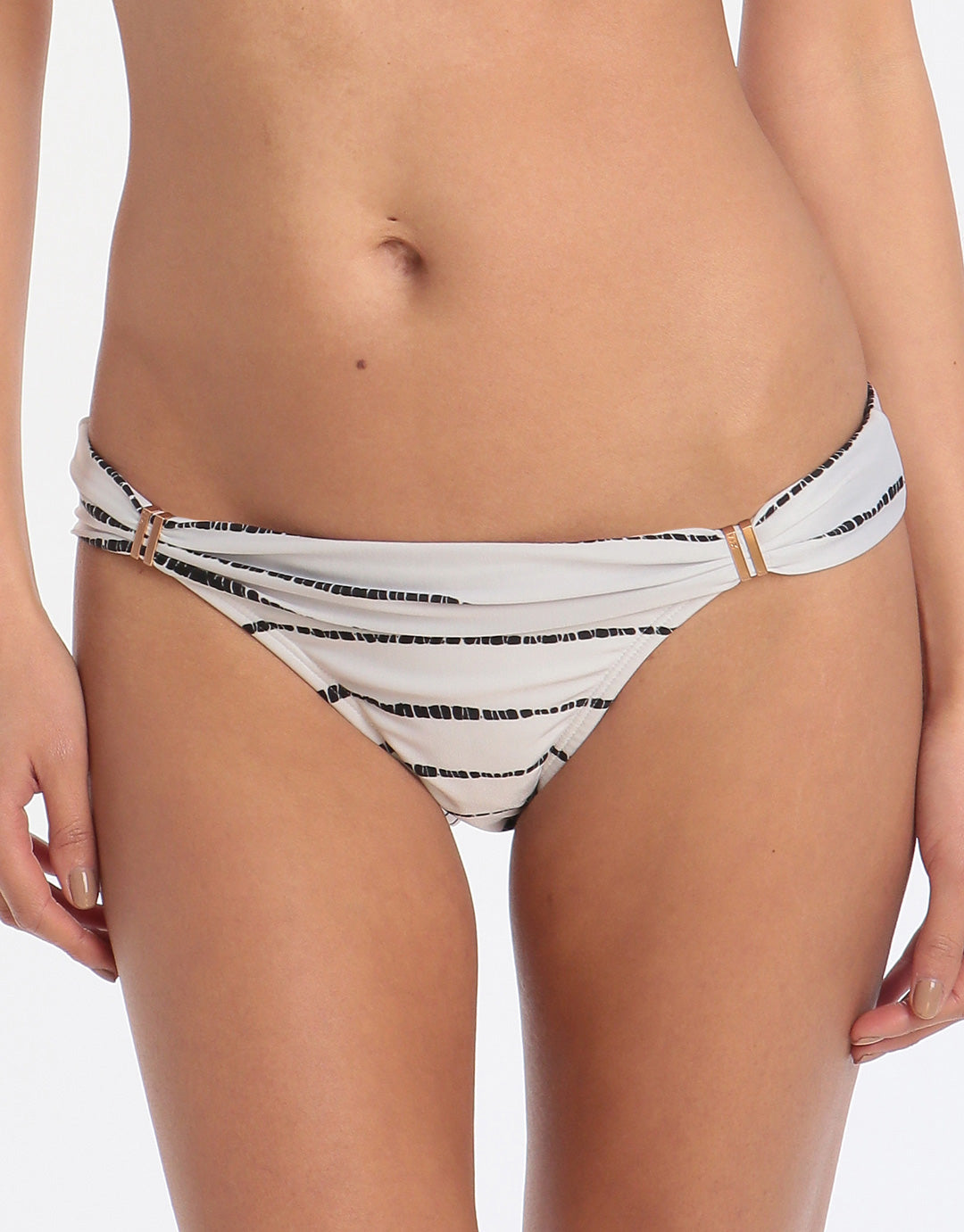 ViX Lee Bia Tube Bikini Bottom - White