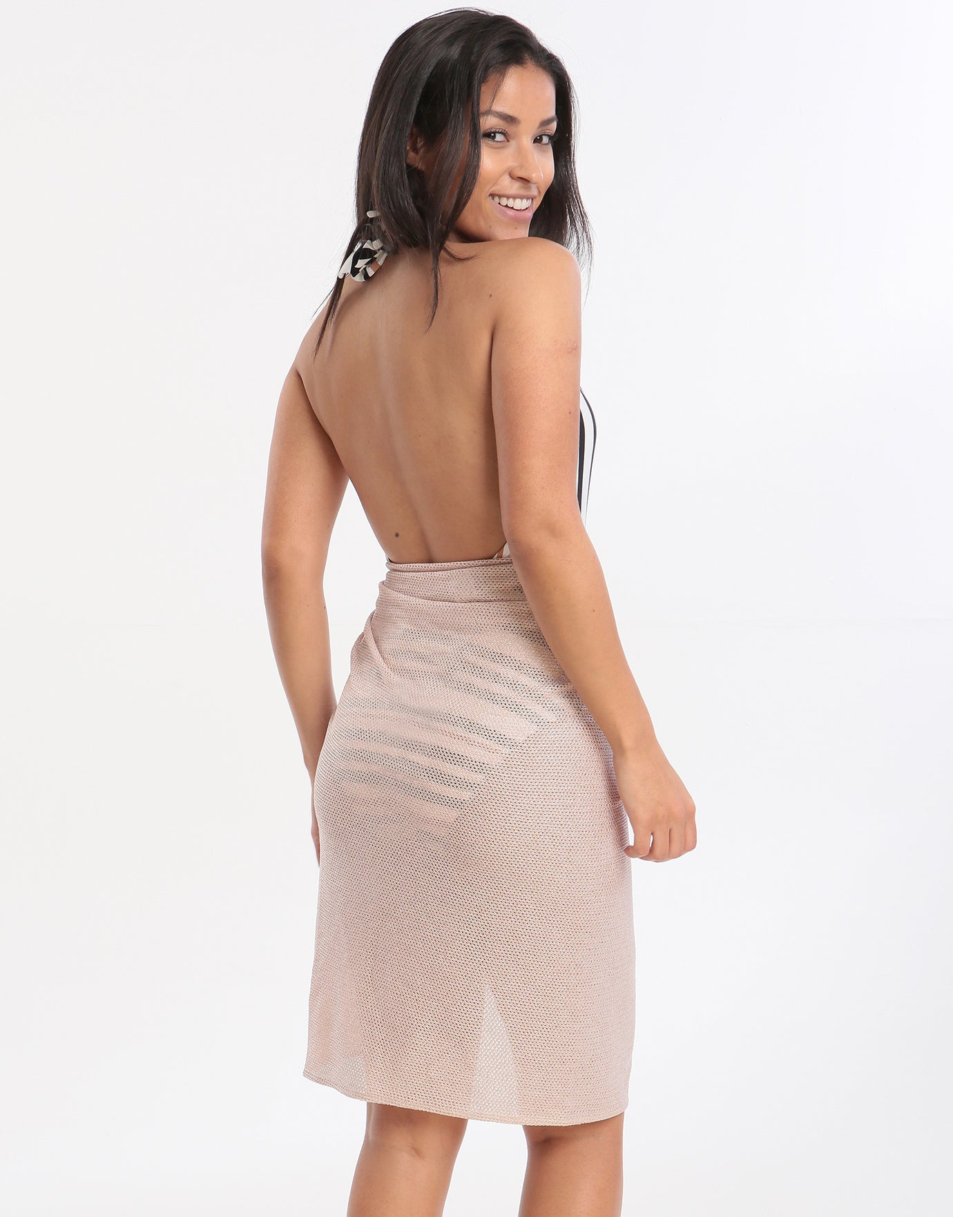 Jets Mirage Sarong - Copper