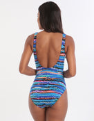 Miraclesuit Animal Spectrum Escape Swimsuit - Multi